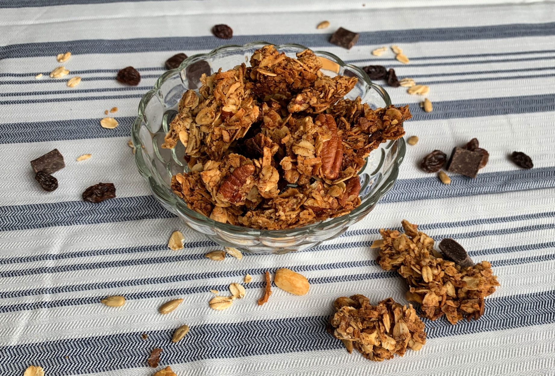 Granola Ordinary Heirloom Life