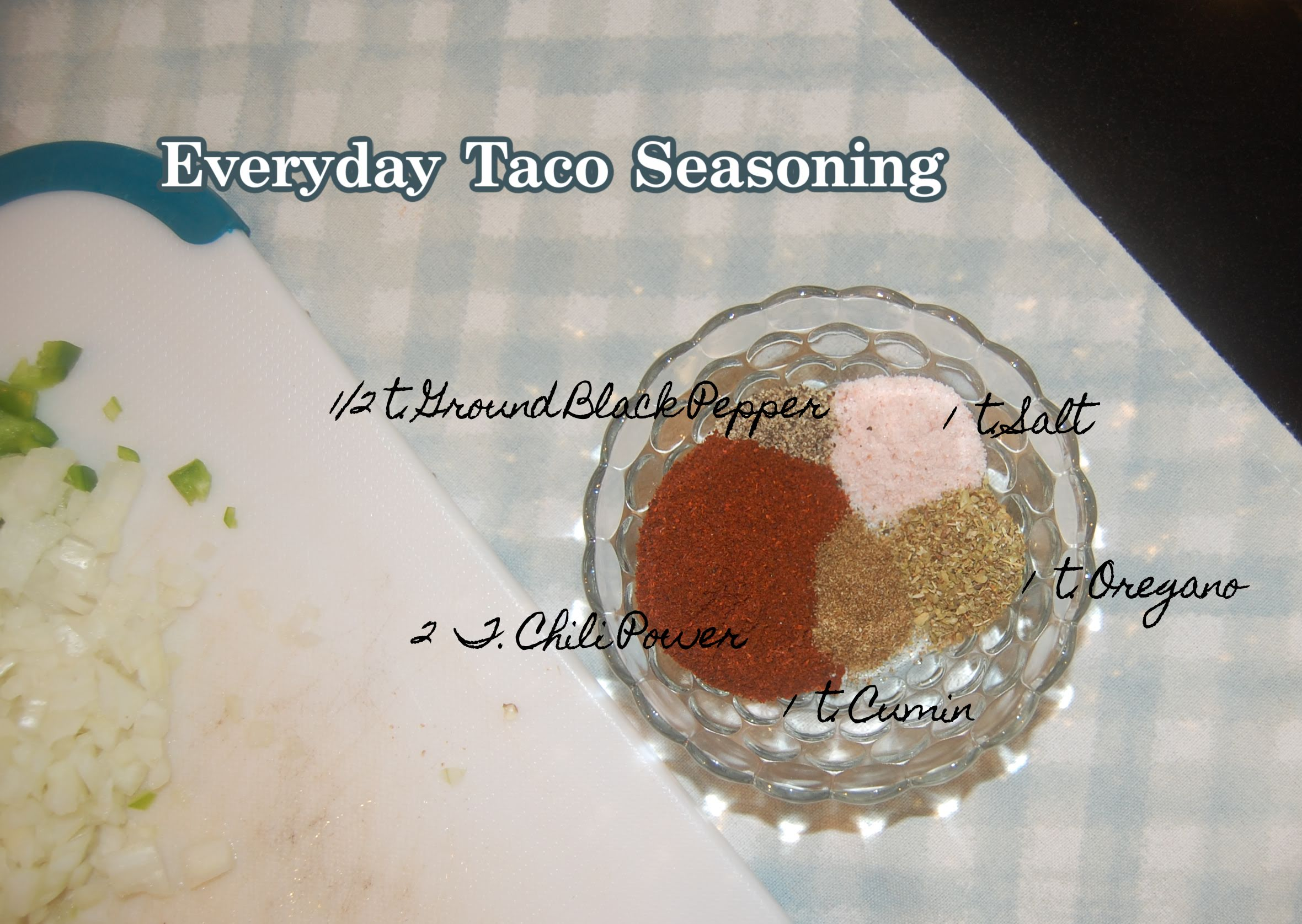 simple seasoning mix for tacos