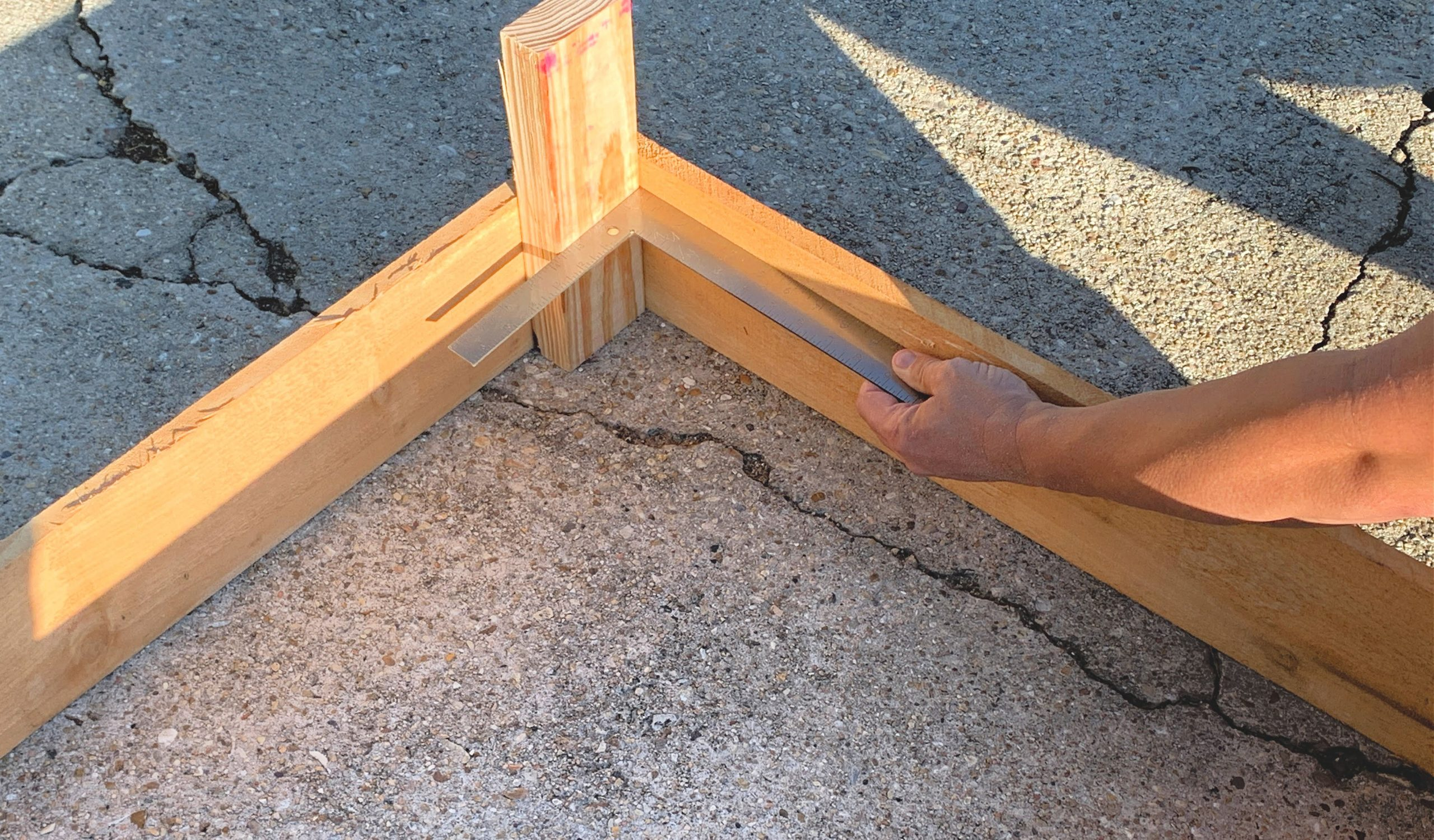 check for square before screwing